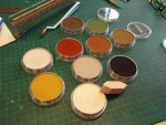 Farbmaterialien
