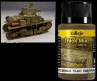 Vallejo Weathering Effects - Dicker Matsch - European Mud