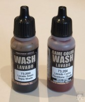 Vallejo Wash,Washing auf Acrylbasis