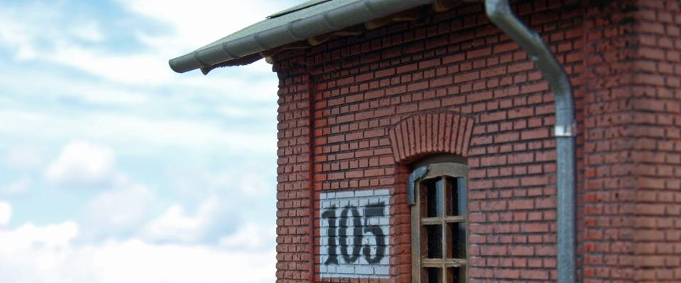 Posten 105 der Hannöverschen Südbahn