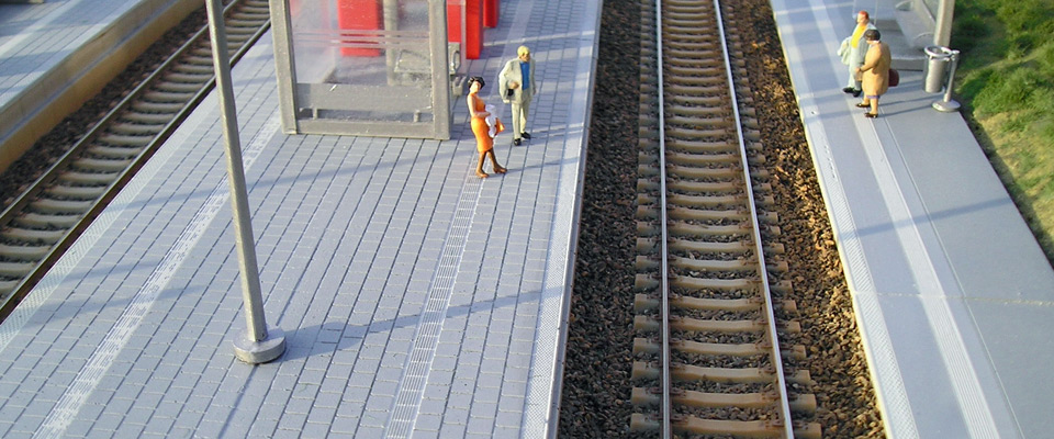 BSK 41 und Railmodule